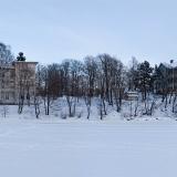 Villa Kivi ja Sininen huvila Linnunlaulussa
