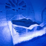 A suite at the Kemi Snow Castle