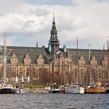 The Nordic museum on Skeppsholmen