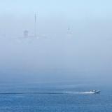 Helsinki fogged in