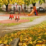 Playground at Somerontie