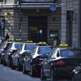 Taxi row