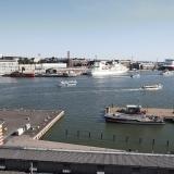Sunny day at Eteläsatama