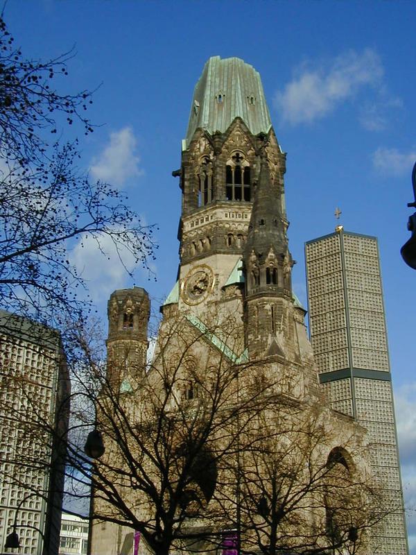 Gedächtniskirche Berliinissä