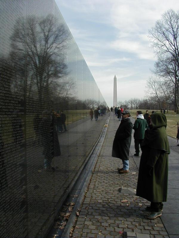 Vietnamin sodan muistomerkki