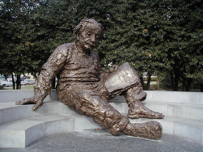 Albert Einstein-patsas