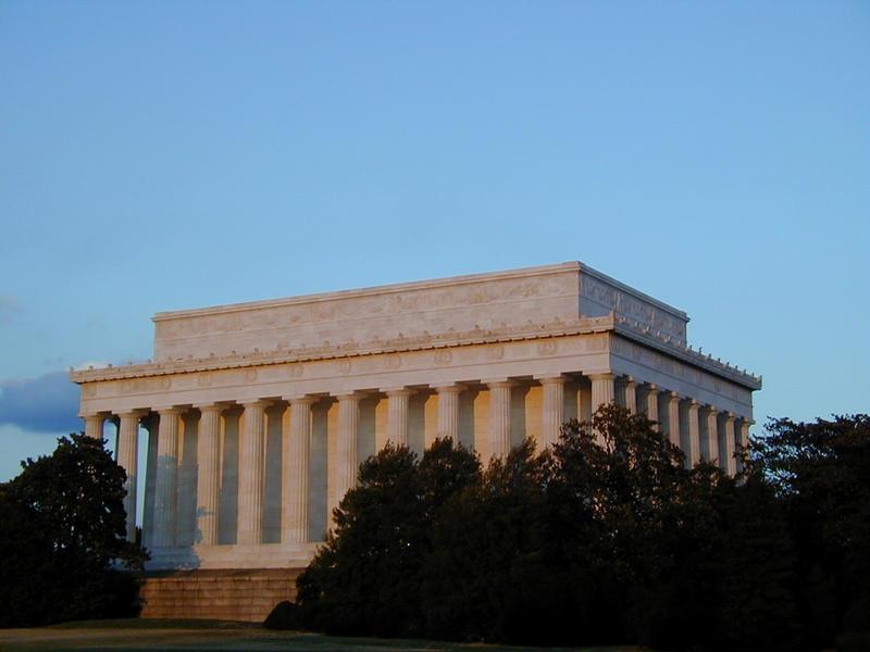 Lincolnin muistomerkki