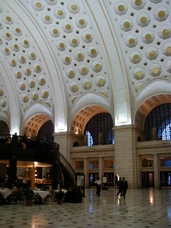 Union Stationin aulaa