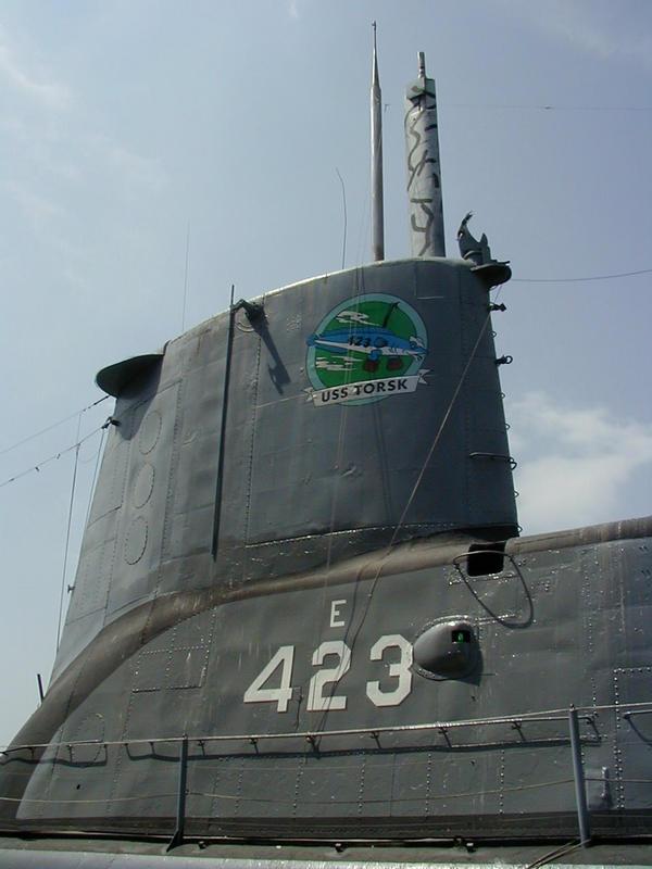 USS Torsk -sukellusvene