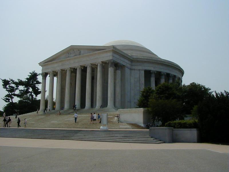 Jeffersonin muistomerkki