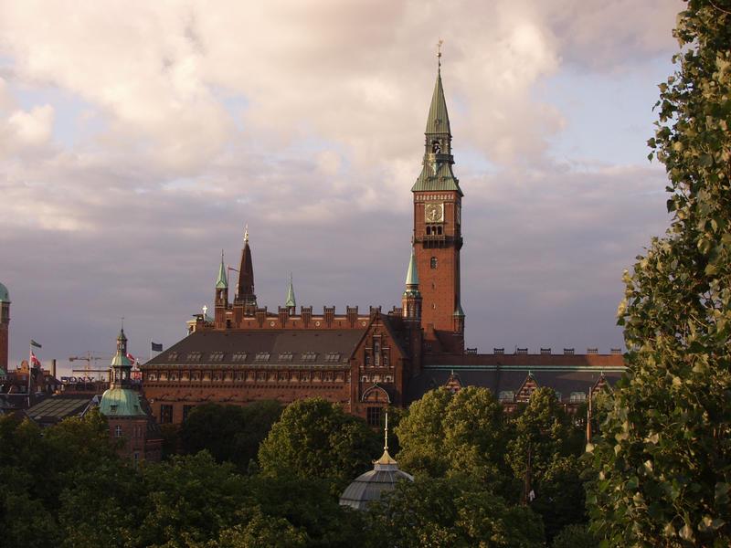 Kööpenhaminan kaupungintalo