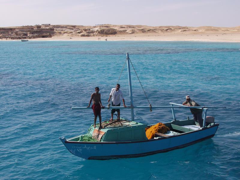 Pieni kalastusvene