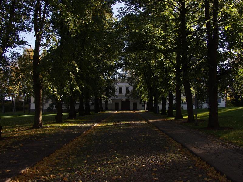 The observatorium at Tähtitorninmäki