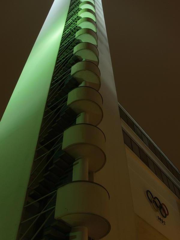 Olympiastadionin torni