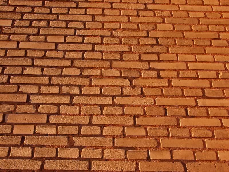 Brick wall at the Cable factory