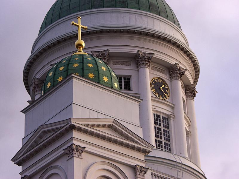 Tuomiokirkon kupoli