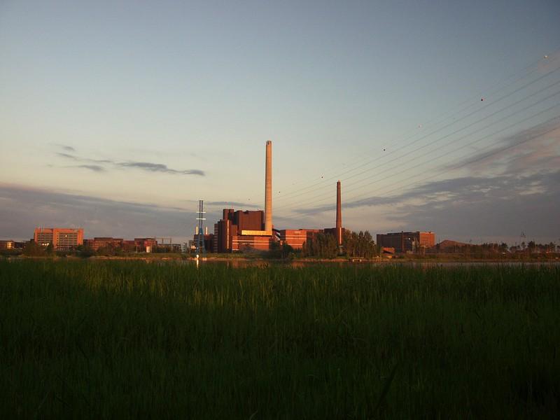 Salmisaaren kivihiilivoimalaitos