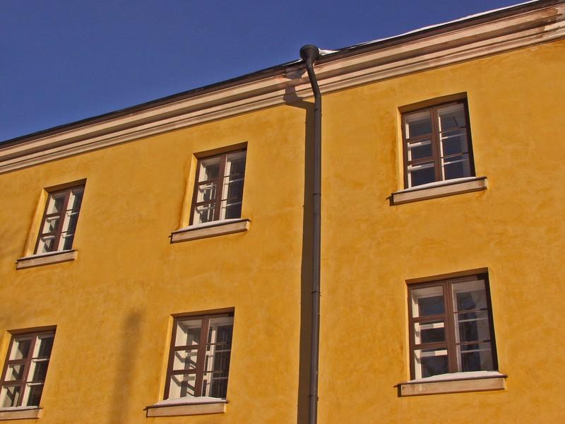 Merisotakoulun talo