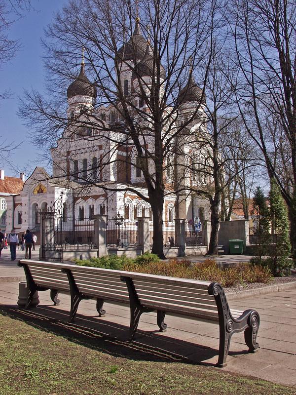 Alexander Nevsky's cathedral