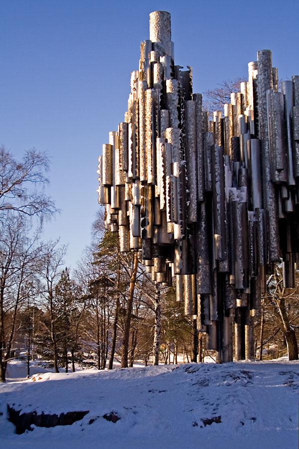 Sibelius-monumentti