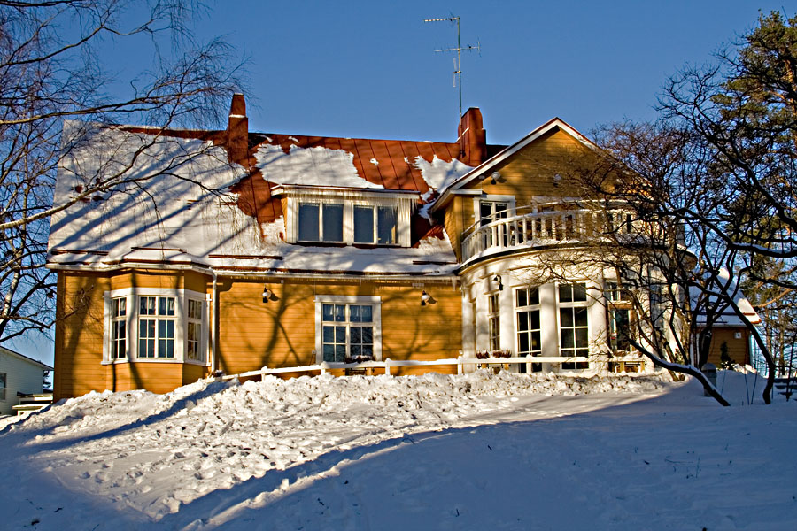 Villa Solvik