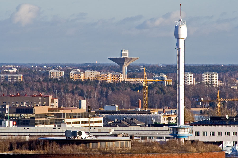 Neljä tornia