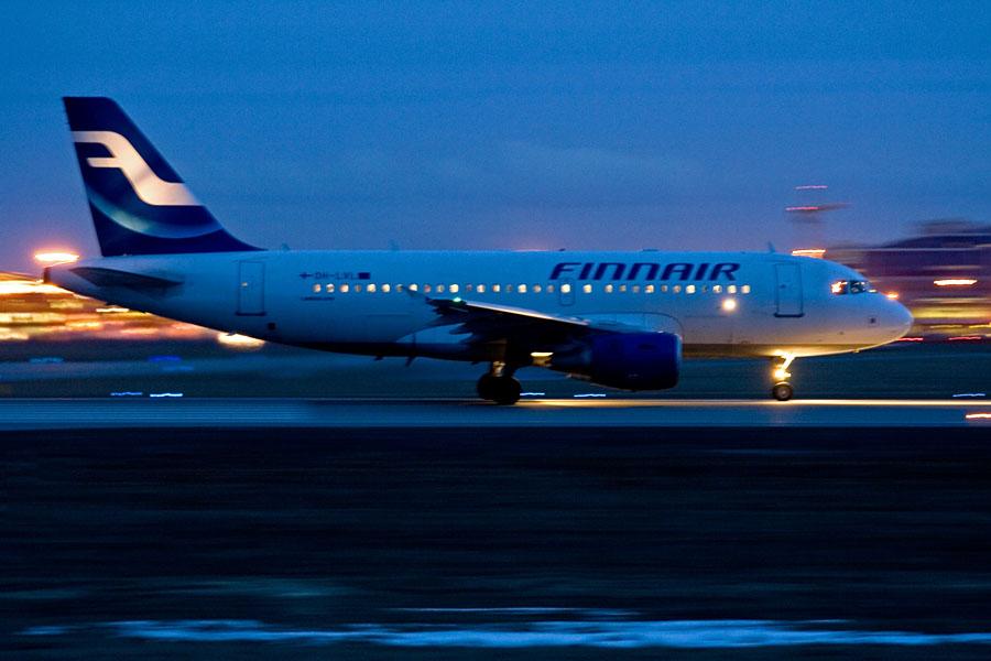Finnair Airbus A319-112 OH-LVL