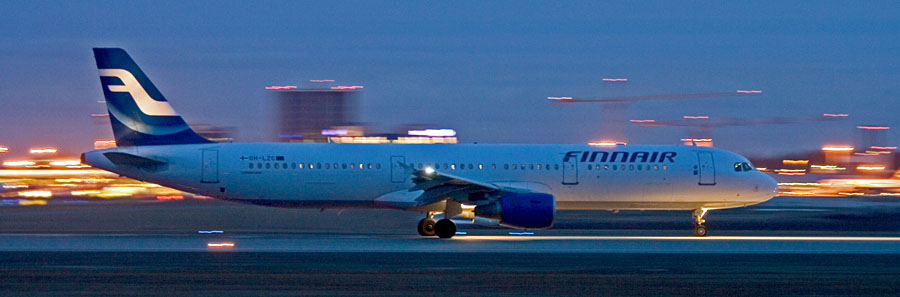 Finnair Airbus A321-211 OH-LZC