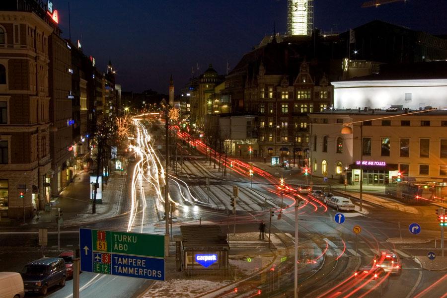 Mannerheimintie street