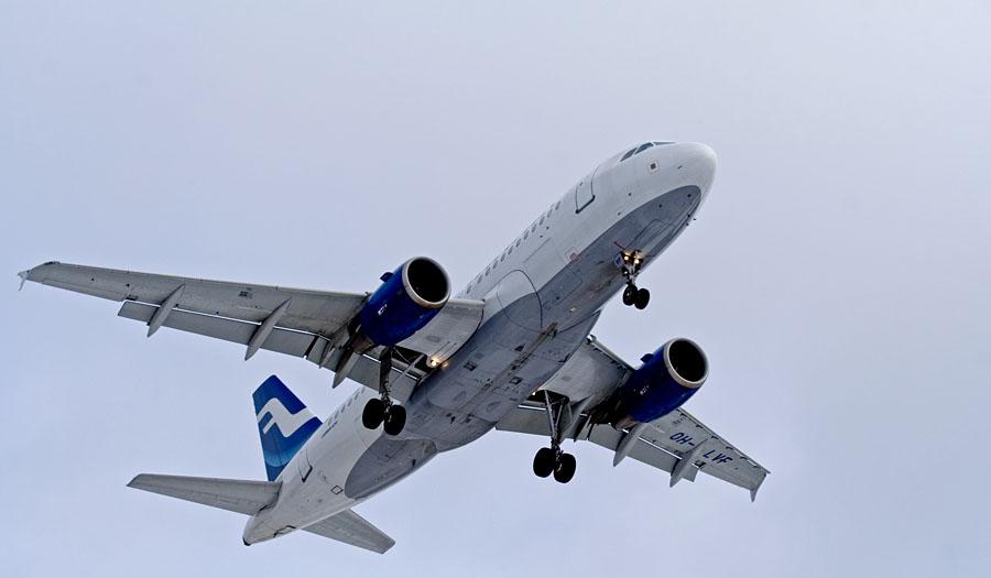 Finnair Airbus A319-112 OH-LVF