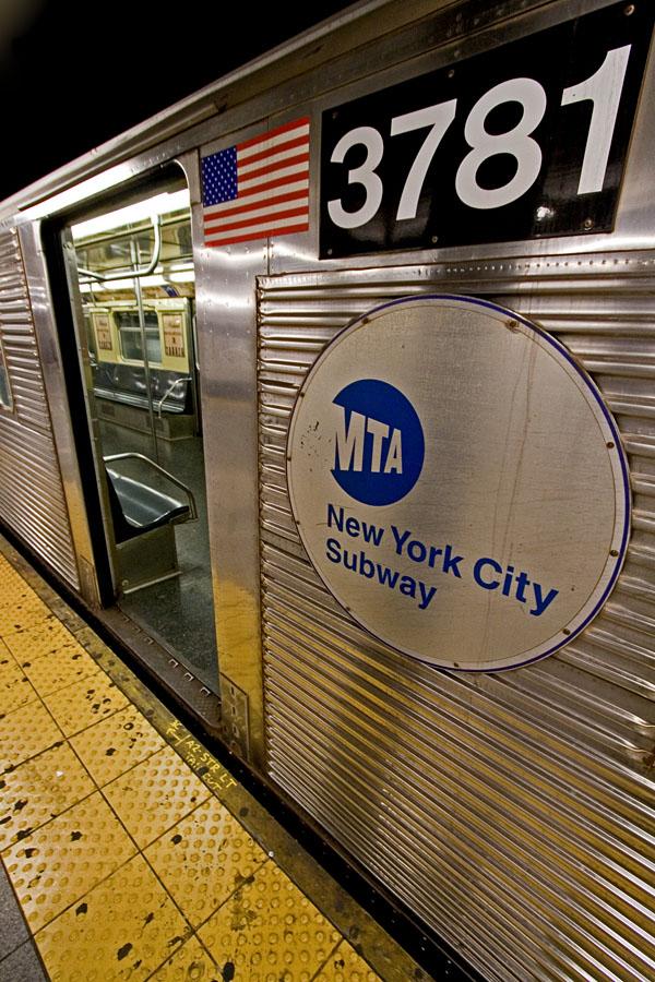 New Yorkin metron vaunu