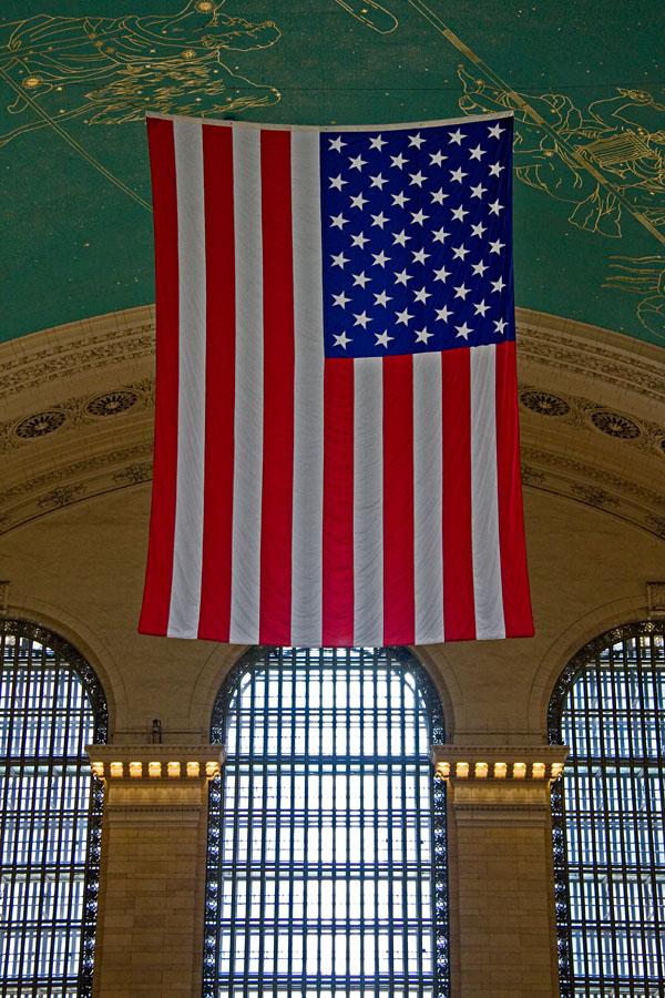 Lippu Grand Central Stationilla