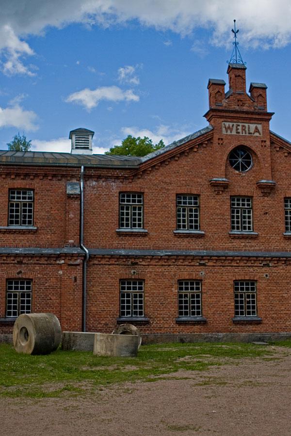 The Verla factory