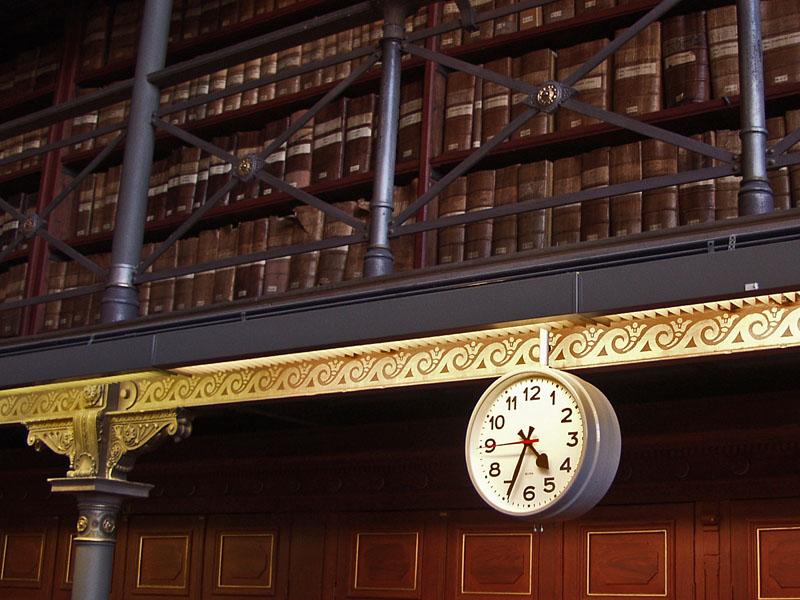 Aika kuluu Kansallisarkistossa