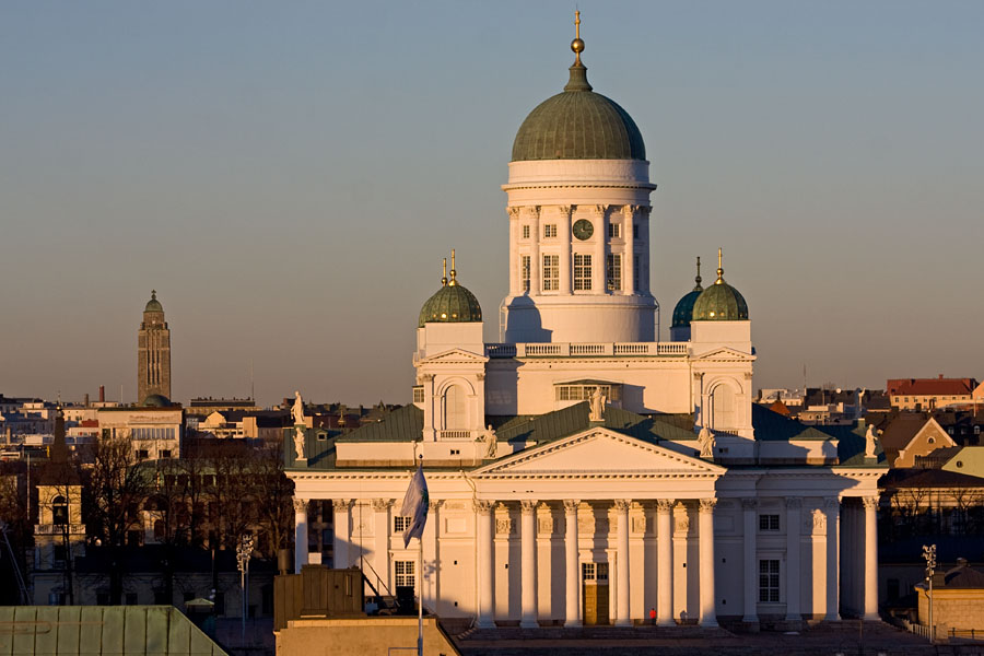 Kallion kirkko ja Tuomiokirkko