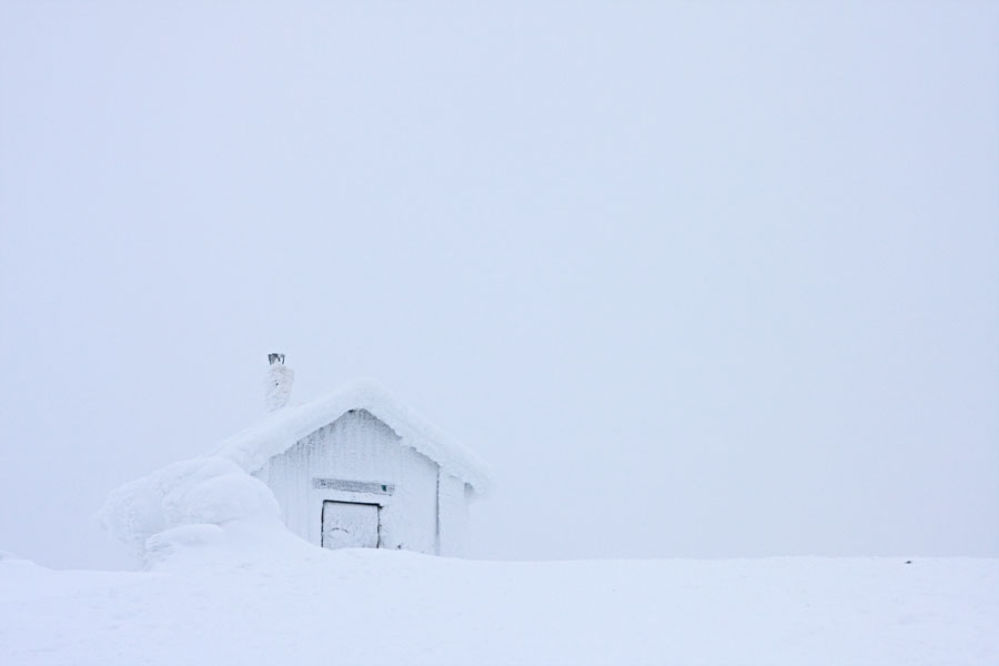 Valtavaara hiking hut