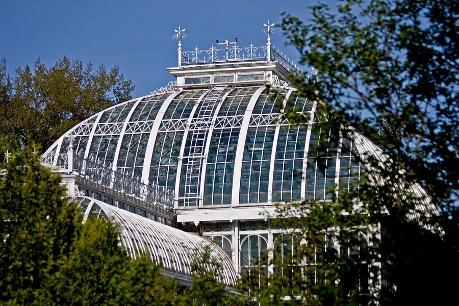 Kasvitieteellisen puutarhan kasvihuone