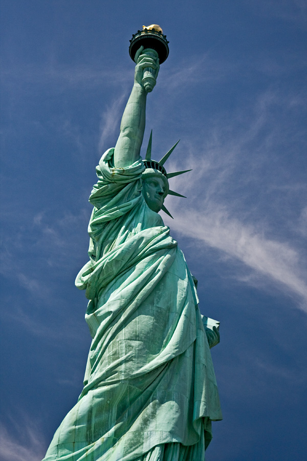 The Statue of Liberty (Liberty Enlightening The World)