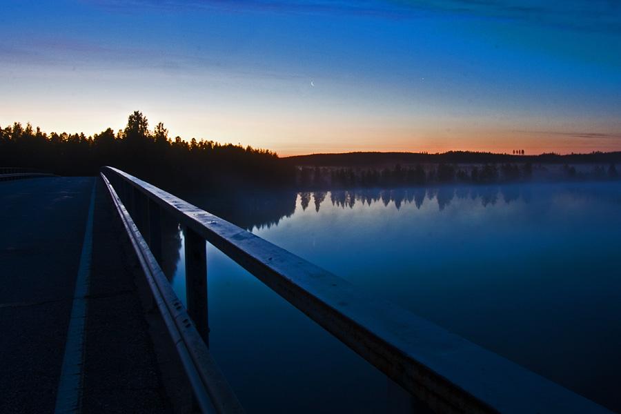 Lieksantien silta