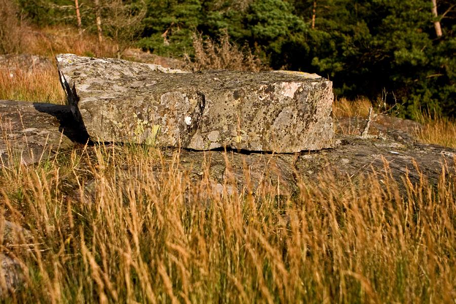 A rock at Pampskatan
