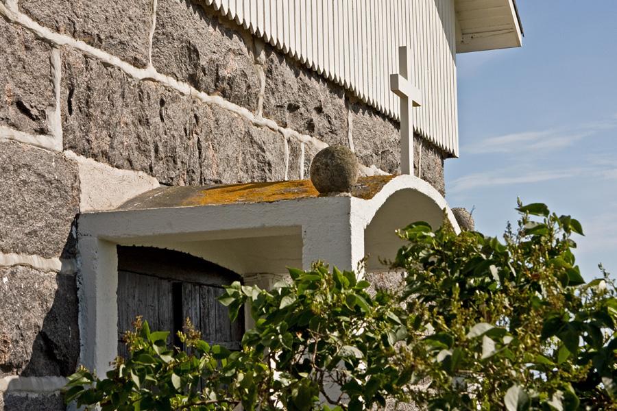 Bönehuset eli Utön kappeli