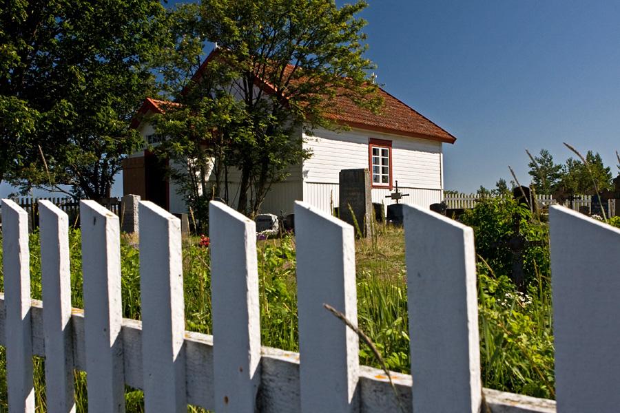 Jurmo chapel