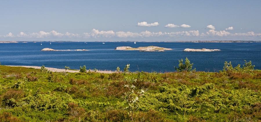 Norrkläpparna islets on the northside of Jurmo