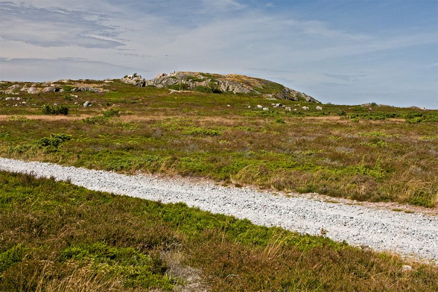 Högbergetin mäki, Jurmon korkein kohta (17,8 metriä merenpinnasta)
