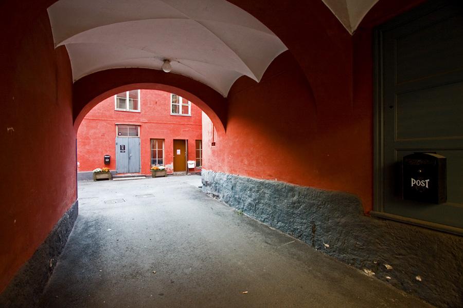 Porttikäytävä