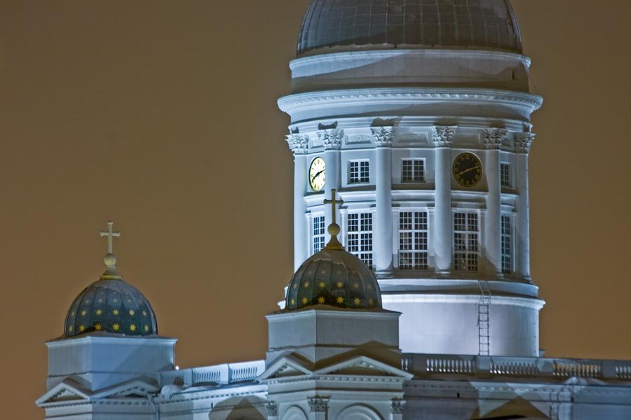 Helsingin tuomiokirkon torneja
