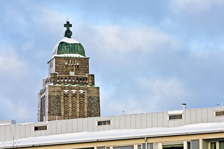 Kallion kirkon torni