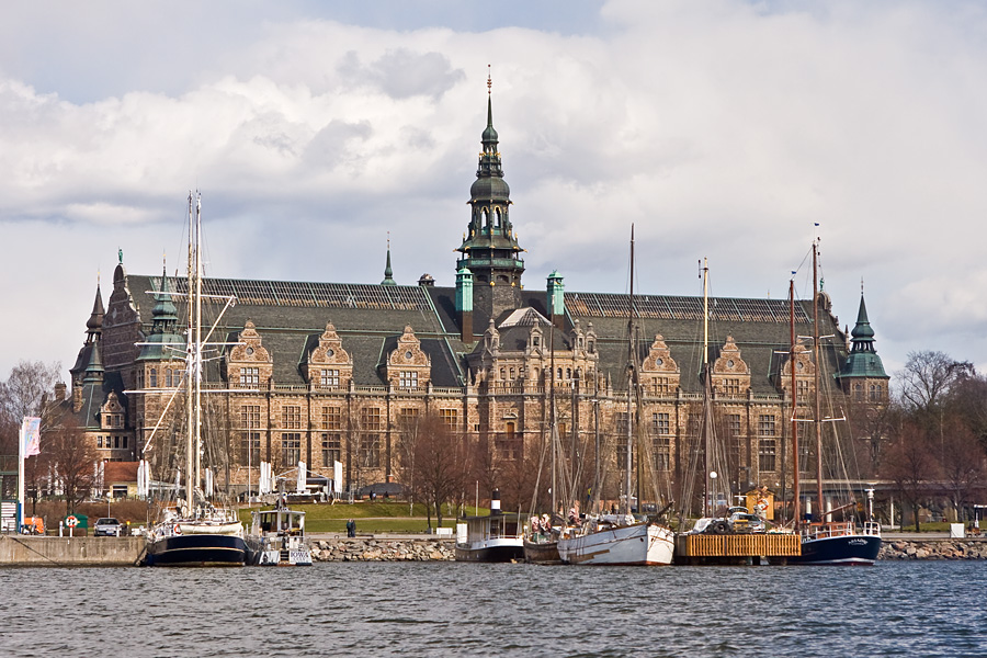 Pohjoismaiden museo Skeppsholmenilla