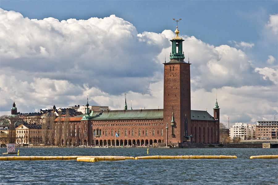 Tukholman kaupungintalo