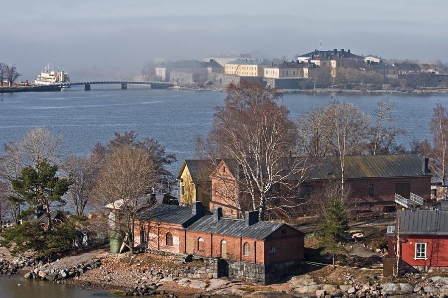 Lonna ja Suomenlinna